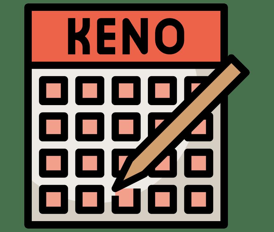 Los 44 mejores sitios de Casino de Keno en línea en Paraguay