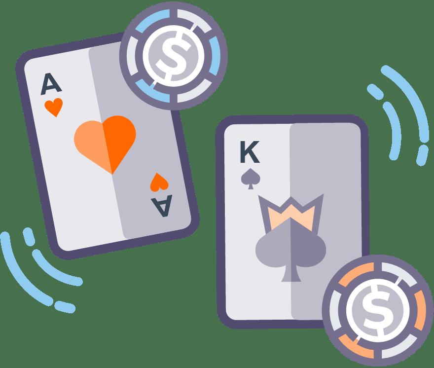 Los 8 mejores sitios de Casino de Guerra de casino en línea en Paraguay